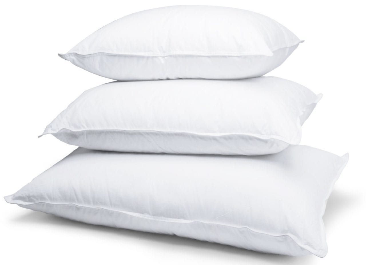 Staminafibre Synthetic Down Pillows Ippinka