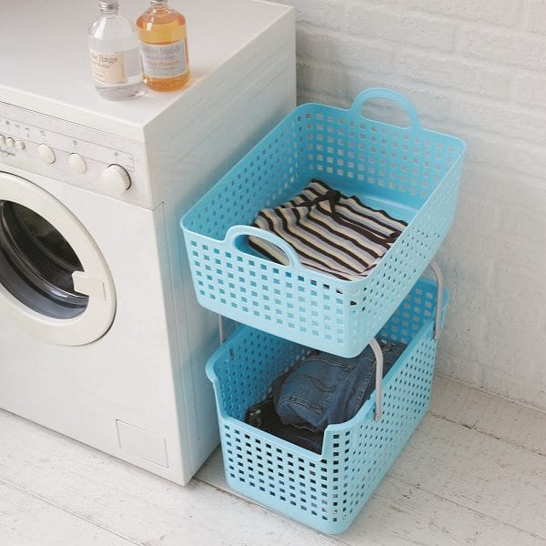 Stackable Laundry Baskets Ippinka