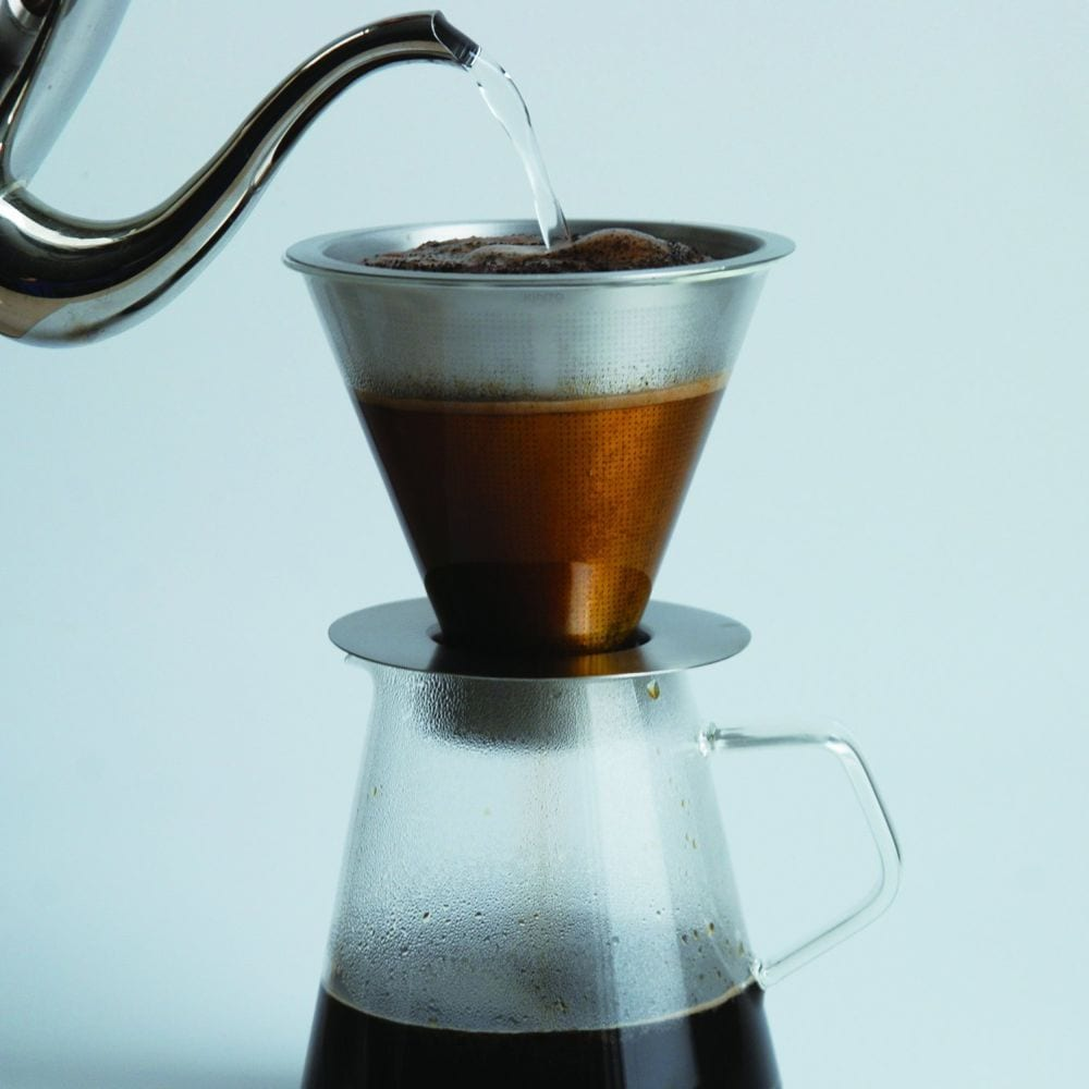 Drip Coffee Maker Pictures : Drip Coffee Maker and Pot - IPPINKA