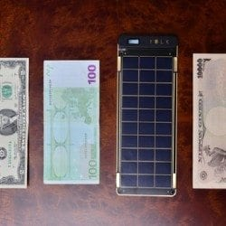 Solar Paper: The Thinnest, Lightest, and Smartest Solar Charger