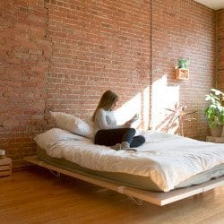 The Floyd Platform Bed: A Modern and Modular Bed Frame