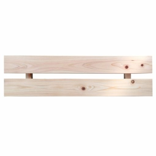 Hinoki Bath Tub Bench