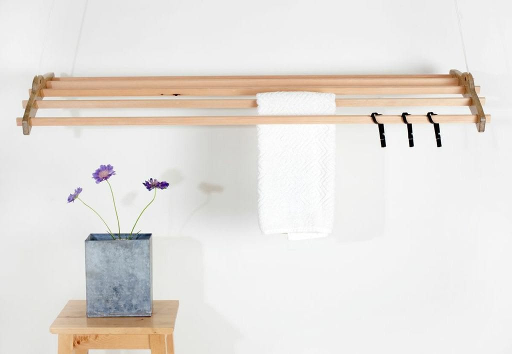 Ceiling Mounted Drying Rack Ippinka