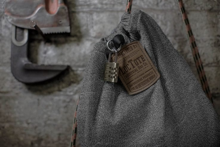 LocTote: Theft-Proof Drawstring Backpack - IPPINKA
