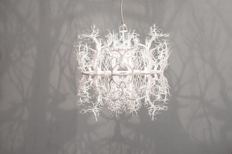 The wild chandelier forms in nature ippinka forms in nature is the chandelier that has raised the bar for all aesthetic lighting its unique design and creative function deserves all of our attention aloadofball Gallery