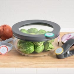 Ovie Smarterware: The First Connected Food Storage System