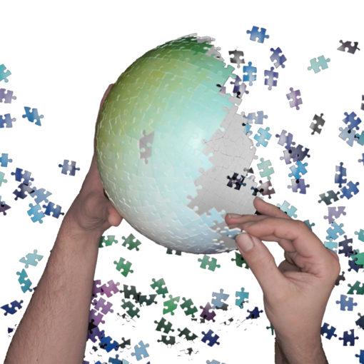 Color Sphere Puzzle