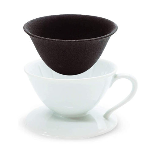 Ceramic Pour Over Filter with Dripper Set