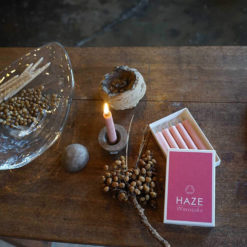 Botanical Haze Candles